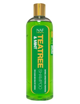 Tea Tree og Mint Shampoo, NAF